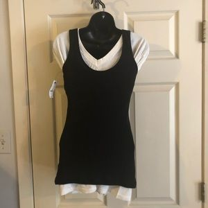 Express Tops - NWT Express Tank w/ Silver Studs